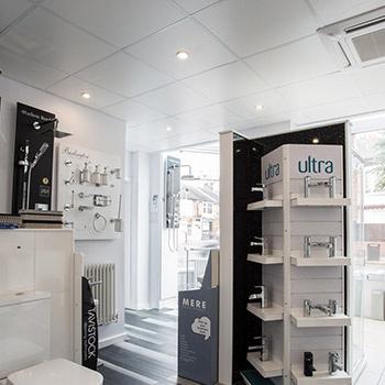 Rudkin & Herbert showroom