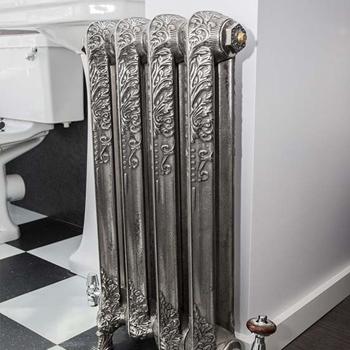 Ornate Victorian radiator